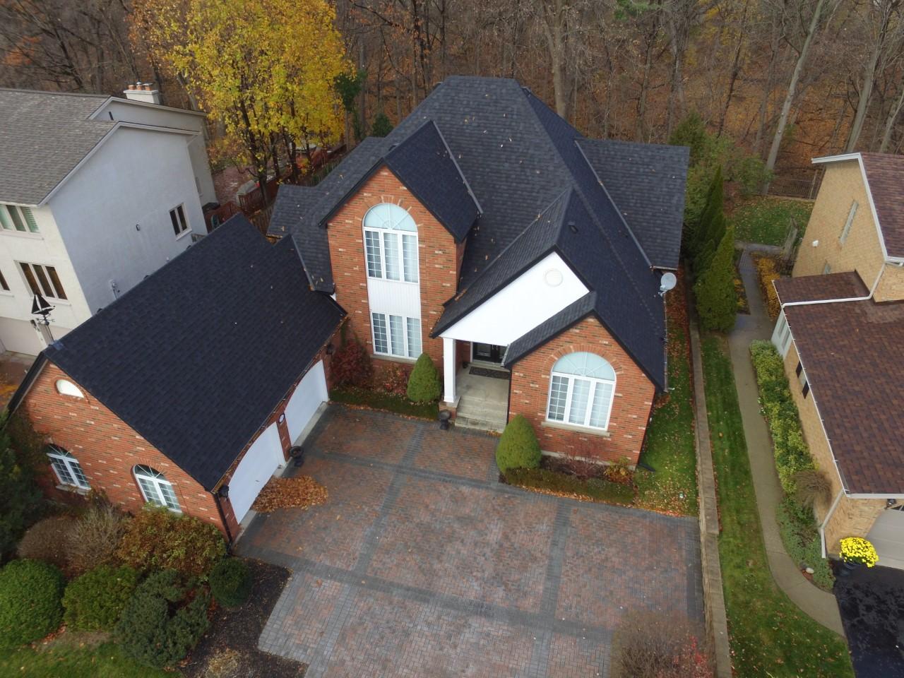 Restored Residential Roof, Scarfe, Brantford