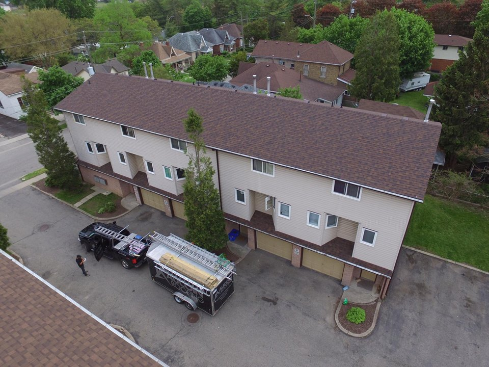 Townhouse Roofing Services